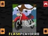 Мотоциклы из мультфильмов