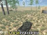 Поле сражения танков