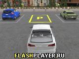 Реальная автомобильная парковка