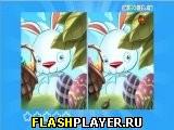Найдите отличия – кролик