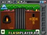 Игра Побег через огромную стену онлайн