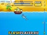 Акула атакует