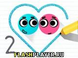 Игра Влюблённые шары 2 онлайн