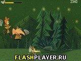 Игра Лагерь Лэзло – Прыжки желе-боба онлайн