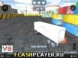 Игра Экстремальная парковка грузовика онлайн