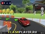 Автомобильный симулятор экзамена по вождению