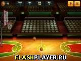 Игра Точные броски в баскетболе онлайн
