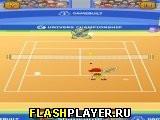 Чокнутый теннис