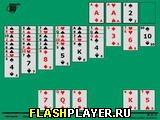 Игра Сложная Косынка онлайн