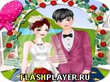 Романтичная весенняя свадьба