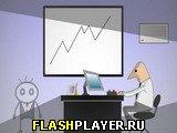 Игра Невидимый человечек онлайн