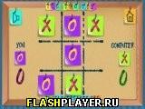 Игра Крестики-нолики в офисе онлайн