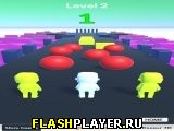 Игра Забег человечков 3Д онлайн