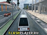 Городской автомобильный симулятор
