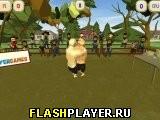 Игра Борьба в масле онлайн