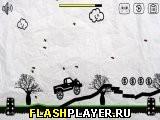 Игра Гонка монстр трака на бумаге онлайн