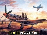 Воздушный бой – пазлы