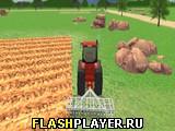 Фермер на тракторе 2018