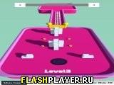 Игра Цветное отверстие 3Д онлайн