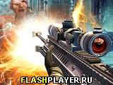Игра Снайпер и зомби онлайн