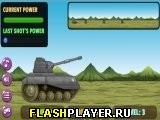 Игра Танковая стрельба онлайн