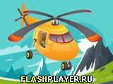 Вертолёт пазл