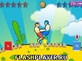 Игра Прыгательный рестлинг онлайн