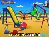 Игра Детская площадка вегетарианцев онлайн