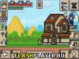 Игра Ультра пиксельное выживание онлайн