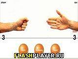 Игра Камень-ножницы-бумага онлайн