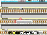 Игра Шумная железная дорога онлайн