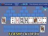 Игра Три-пик пасьянс онлайн