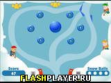Игра Снежный пинбол 2 онлайн