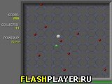 Игра Зелёные шары онлайн