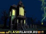 Игра Счастливый Хэллоуин онлайн