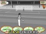 Игра Стэн Джеймс – Свободный удар онлайн