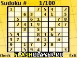 Игра Судоку 100 уровней онлайн