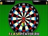 Игра Дартс 501 очко онлайн
