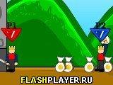 Игра Битва бандитов онлайн