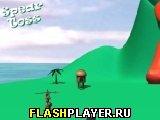 Игра Метни копье онлайн
