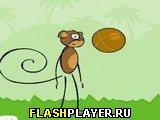 Игра Бросок мартышки онлайн
