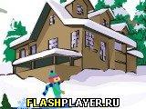 Игра Лыжная битва онлайн