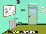 Игра Побег из бирюзовой комнаты онлайн