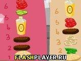 Игра Бургер XXXL онлайн