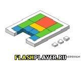 Игра Головоломка с двигающимися блоками онлайн