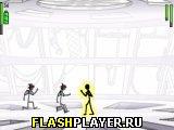 Игра Электростикмен 2: Турнир Вольтагена. онлайн