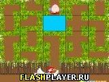Игра Яйцо и курица Tangramz! онлайн