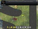 Игра Сумасшедший Флэшер 4: Дождь из пуль онлайн
