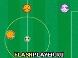 Игра Смешарики: Ленивый футбол онлайн