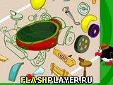 Игра Смешарики: Собери пиномобиль онлайн
